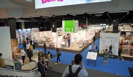 SUCCESSFUL EFFECT AT 2019 KIND+JUGEND TRADE SHOW